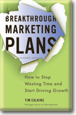 Breakthrough Marketing Plans, 2nd Edition